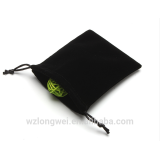 jewelry velvet cotton drawstring bag