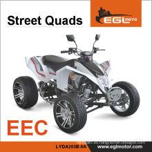 EEC 250cc Street Racing Atv Legal en carretera