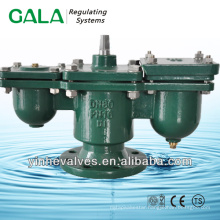Flanged Double Orifice Air Valve