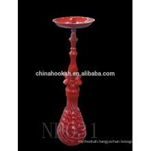 zinc alloy hookah /red shisha / nargile /narghile /new hookah NP031