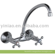 (6162-X23B)Wall kitchen faucet