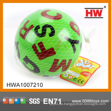 "Lustige Stress Ball 6 ""aufblasbare Ball kleine Pvc Strand Ball"