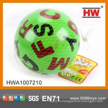 """Забавный шар стресса 6 """"надувной мяч небольшой мяч ПВХ-мяч"""