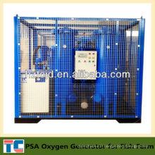 Usine PSA pour barre d'oxygène