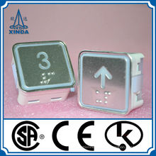 Elev Push Button Spare Parts For Elevator