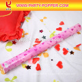 Australia Best Selling Kids Birthday Party Decor Factory Party Poppers Pink Confetti Party Poppers