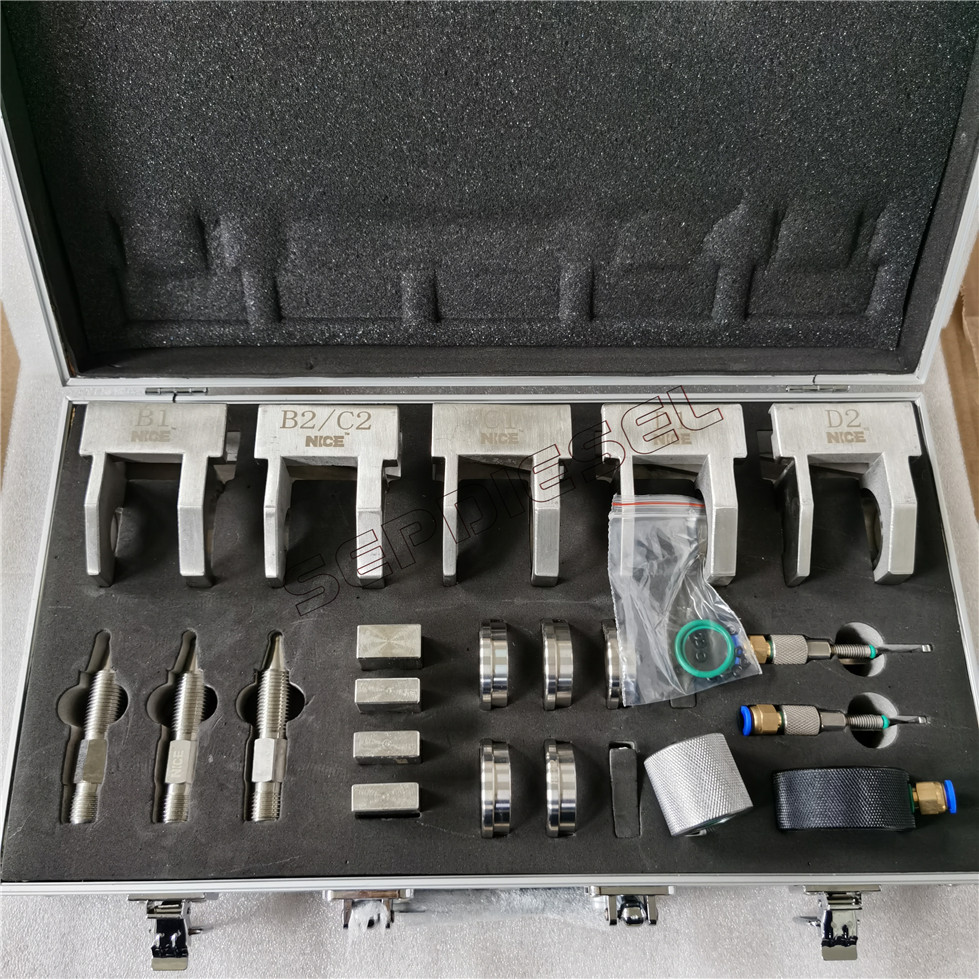 Sdt11 Universal Clamp Tool Box For Common Rail Injector 2