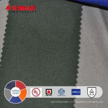 88%cotton12%нейлон огнезащитные ткани для спецодежды и равномерным