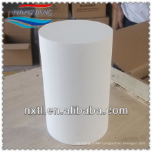 Ceramic Honeycomb as heat exchange media (for RTO)