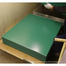 Plaque thermique de qualité stable / plaques d'impression en aluminium
