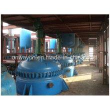 Fj High Efficent Factory Precio Farmacéutico Síntesis Hidrotermal Agitated Hydrogenation Reactor
