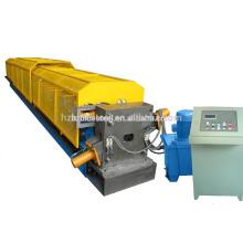 Línea de producción automática completa de la lluvia de la lluvia que hace la máquina formando anterior / rodillo de drenaje de la lluvia que forma la línea de producción
