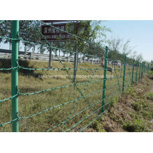 Fábrica High Tensile Fence Barbed Wire