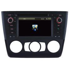 Hualingan 1 Reproductor de DVD de coche para E81 / 82/88 Radio DVD Navegación para BMW