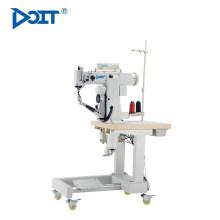 Máquina de coser del zapato del borde de la costura lateral del hilo doble industrial de DT 169