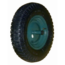 Pneumatic Rubber Wheelbarrow Wheel 16*4.00-8