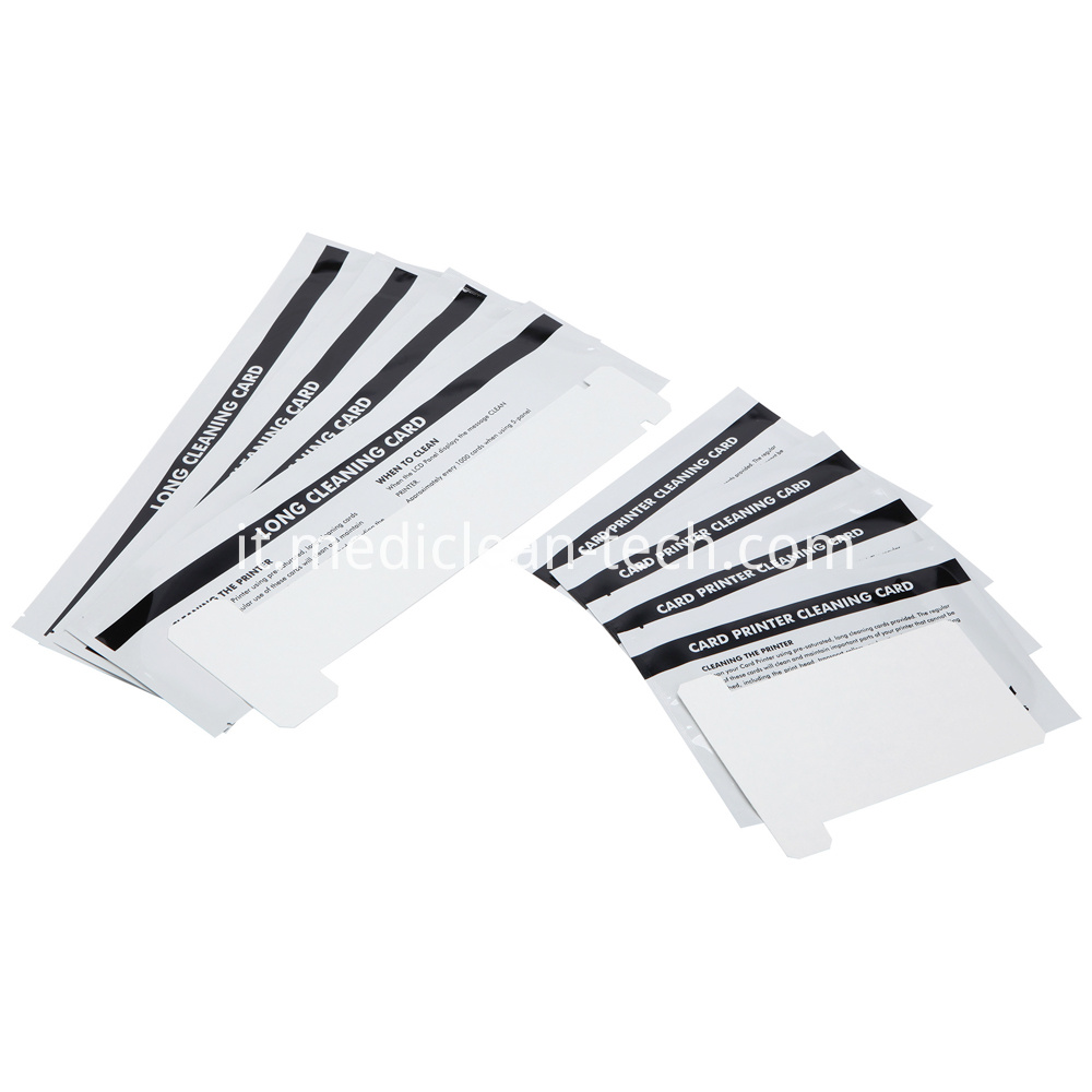 Zebra Card Printer Cleaning Kits 105912-912