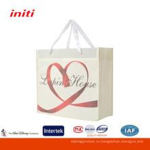 2016 Оптовые качества печати Пользовательские Нетканый Recyclable Bag