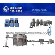 Máquina de embotellado de agua mineral natural embotellada automática
