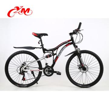 Bicicleta de montanha de fábrica melhor preço sri lanka / mtb aço 26 freio a disco comum / titanium mountain bike frame de aço
