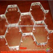 Schildkröte Schale Struktur Mesh Schildkröte Shell Mesh (Fabrik)