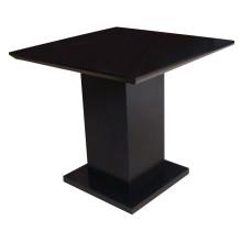 Table de salle à manger carrée de haute qualité