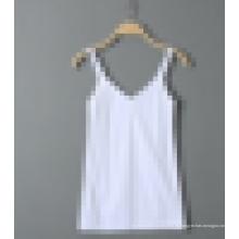 La última camiseta sin mangas atractiva de la manera para las señoras