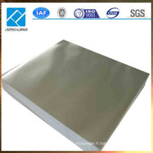 1050 7021 Feuille d'aluminium anodisé