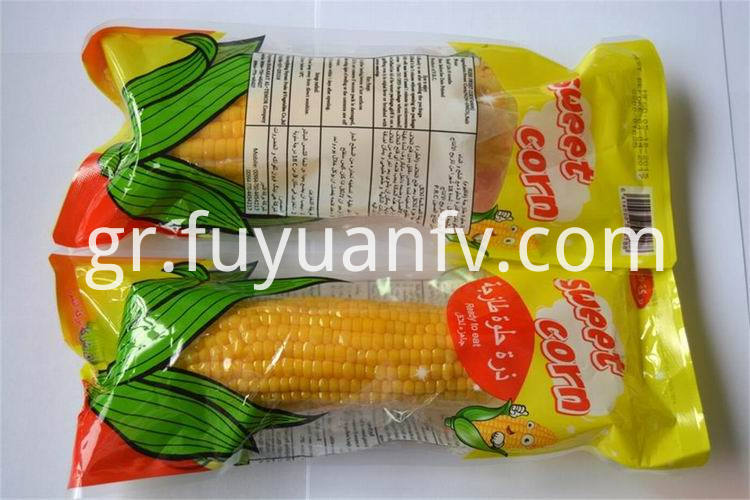 Sweet Corn From China