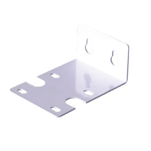 White Single Stage Water Filter Bracket-1