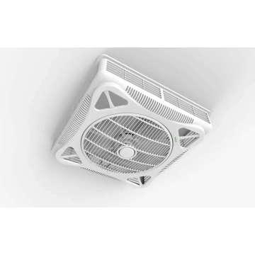 14 '' Nouveau ventilateur de plafond en plastique à refroidissement électrique avec LED