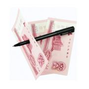 Verbazende magische trucs Pen doordringt bankbiljet truc