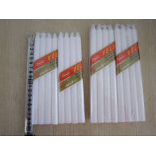 2015 Hot Sale Taper White Candle