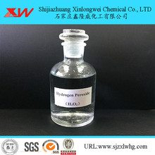 Hydrogen Peroxide Solution for Bleaching Agent