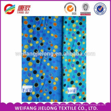 Tela estampada de nylon Bengaline spandex de nylon con pantalón