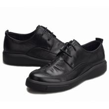 Zapatos de cuero clásicos para hombres