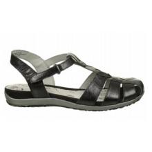 Sandales de style décontracté en cuir Fabulous Weekend