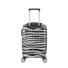 Ultra-quiet cartoon PC Luggage case Three-piece