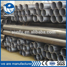 High quality welded EN 10210 steel pipe