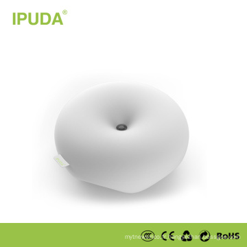 2016 Alibaba Chine fournisseur IPUDA fantaisie lampe avec charge avec 2.4A USB prises