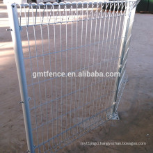 roll top twin wire welded mesh fence
