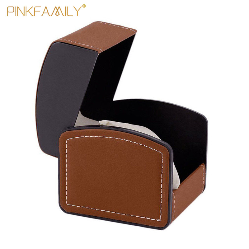 High Grade Leather Custom Storage Display Watch 2