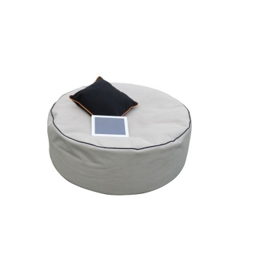 Mould proof bean bag pouf garden furniture