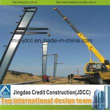 Entrepôt de construction en acier professionnel et de haute qualité - Bâtiments de hangar