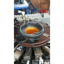 Equipo automático de máquina para hacer punto de calcetines de un solo cilindro para tejer calcetines