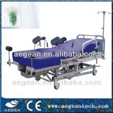 Chirurgische Entbindungsbetten Elektrische Arbeit und Lieferung Tabelle