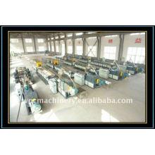 Ligne de production de panneaux de PVC