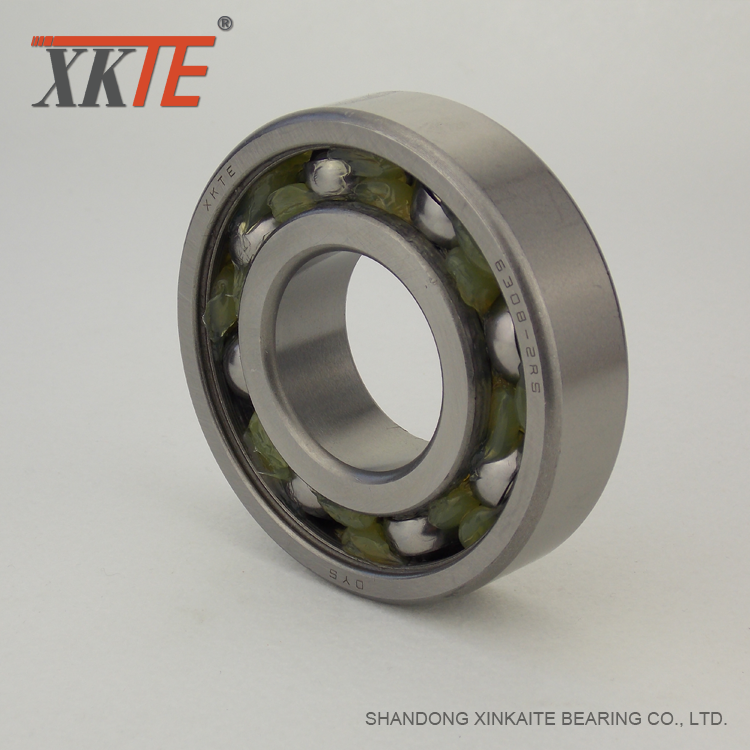 rubber sealed Ball Bearing