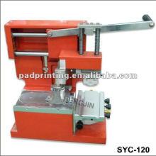 As vendas quentes e as vendas manuais de tinta de selo selaram a impressora da almofada e a mini máquina da exposição