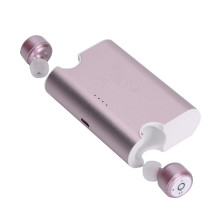 Pink Bluetooth Wireless Earphone